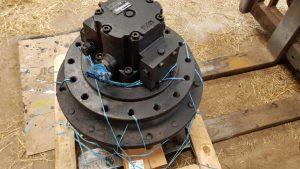 Daikin BM23-32CTBF-50 motor