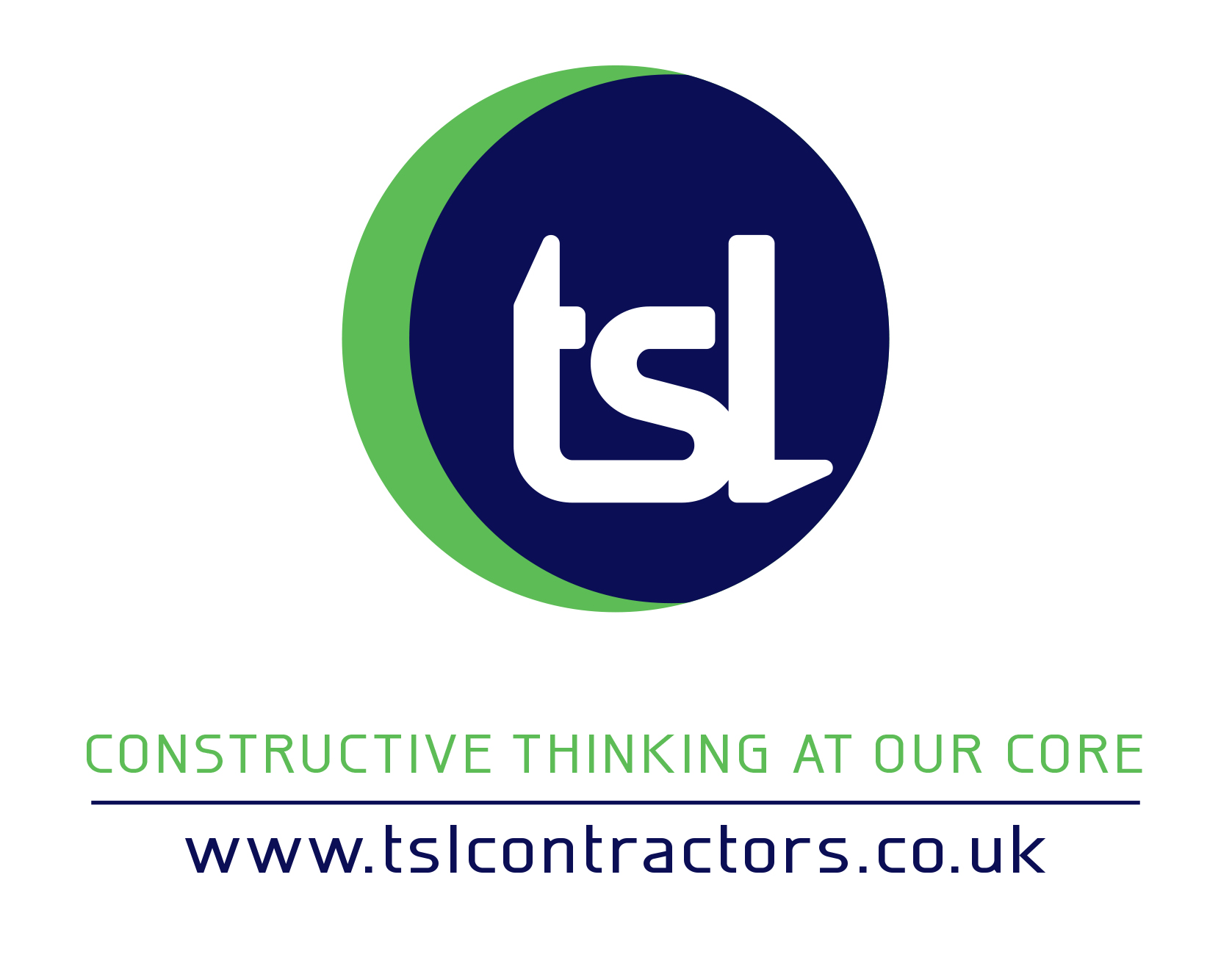 TSL Logo - Strap & Web