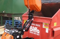 Cormidi 600kg Hi-Tip Tracked Barrow