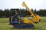 3t Canycom with 180 swivel  Bryce Fence Chapper