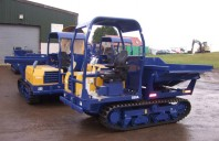 Brand new Canycom S25A Tracked Dumpers