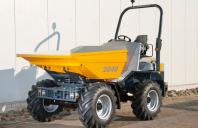Bergmann 2040 Swivel Tip Wheeled Dumper