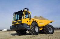 Bergmann 3012 HK Wheeled Dumper, Rear Tip, Articulated