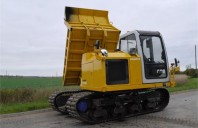 6 Ton Tracked Dumper for Hire