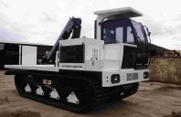 Euro Pipeline TP-15 tracked flatbed