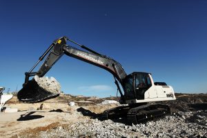 22T Tracked Excavator
