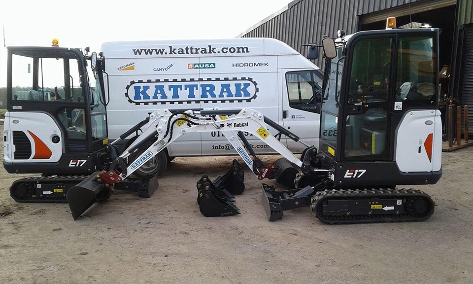 1.7T Tracked Excavator