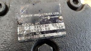 Daikin BM23-32CTBF-50 hydraulic motor
