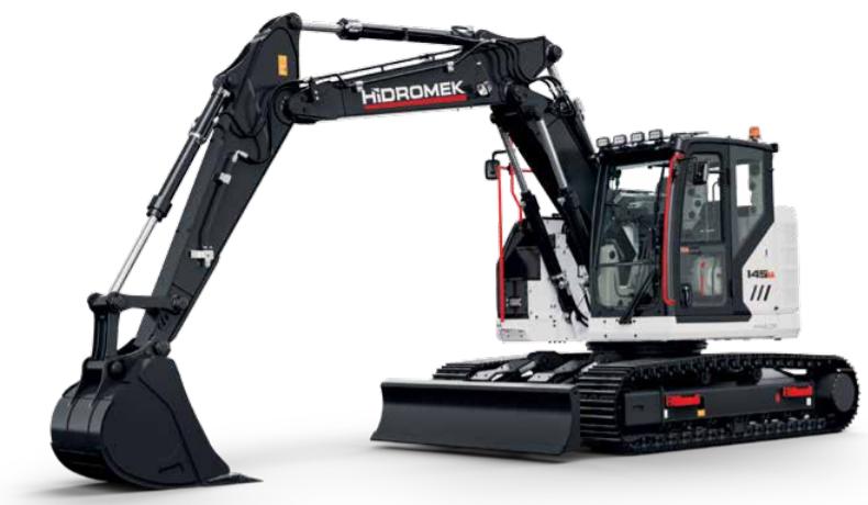Hidromek HMK 145 LC SR