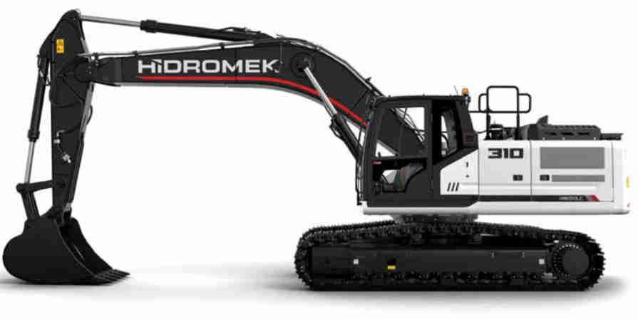 Hidromek HMK 310 LC