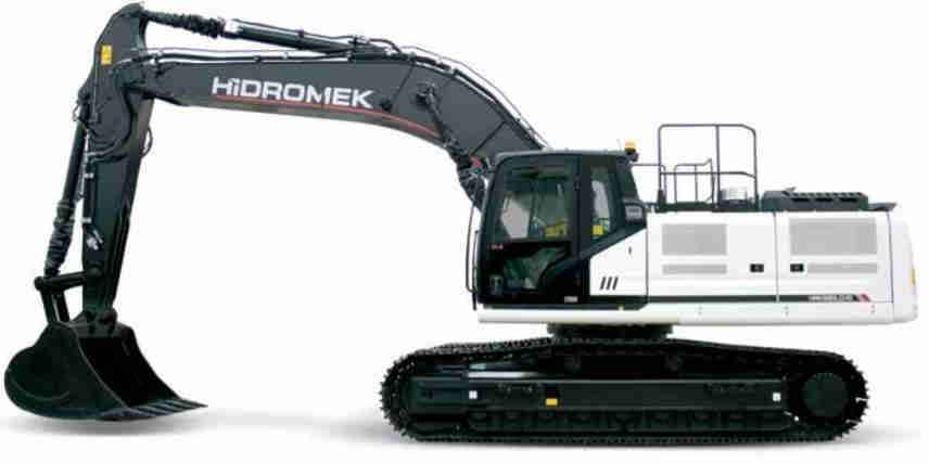 Hidromek HMK 390 LC HD