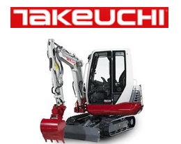 Takeuchi Spare Parts for slae