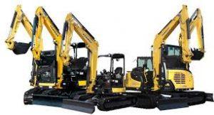 Yanmar Excavator Parts | Kattrak International Ltd