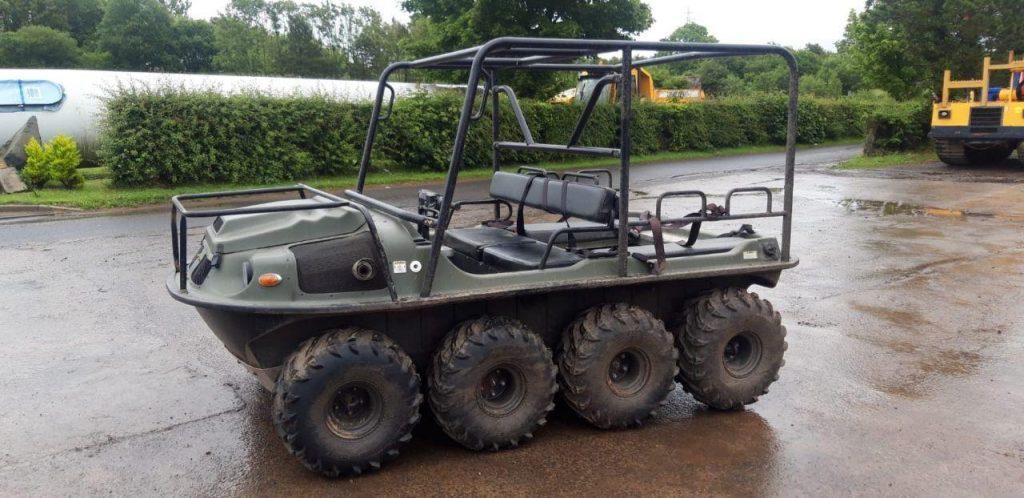 8x8 Argocat ATV